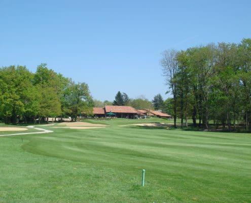 week-end golf Lyon, golf de la Bresse