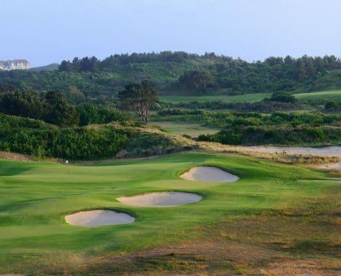 week-end golf le touquet