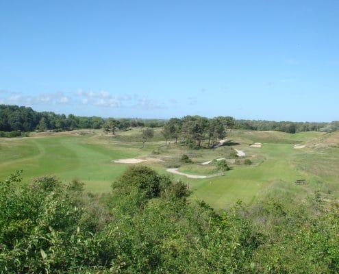 week-end golf Le Touquet, parcours La Mer