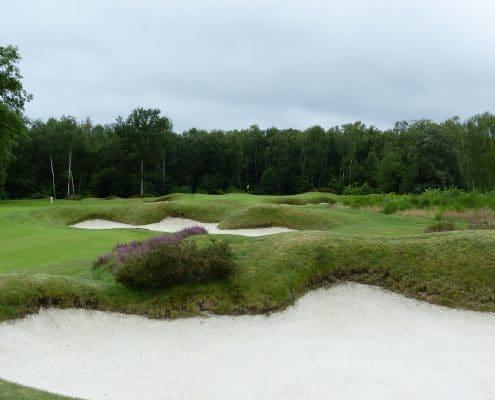 Week-end golf Orléans, Les Aisses