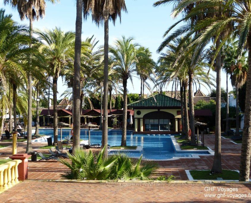 Voyage golf Espagne, Costa del Sol, Sotogrande