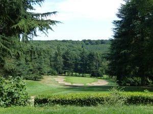 voyage golf Paris, RCF La Boulie