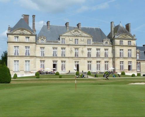 voyage golf France, golf de Raray