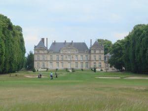 voyage golf Paris, Exclusive golf Raray