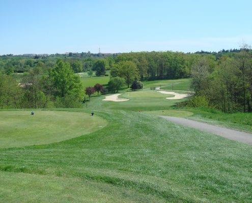 week-end golf Lyon, golf de Salvagny