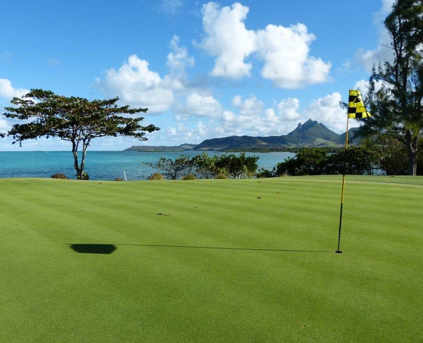 voyage golf Ile Maurice, l'ïle aux Cerfs