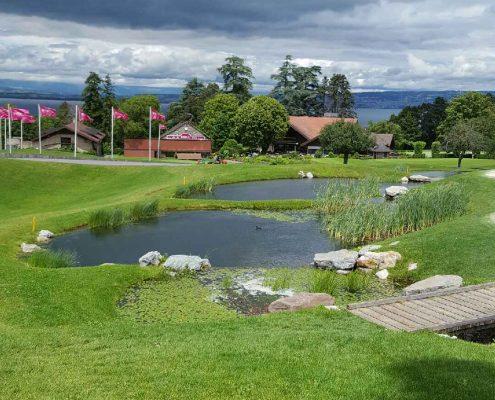 voyage golf Lyon / Evian, Evian golf course
