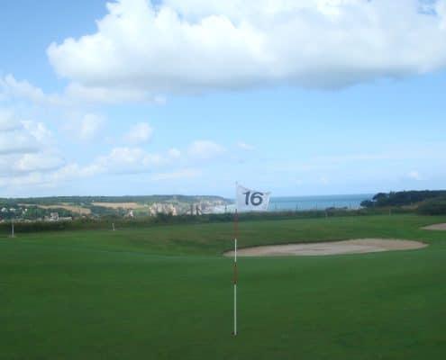 week-end golf Normandie, week end golf dieppe, golf de dieppe, séjour golf dieppe, séjour golf normandie