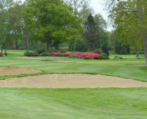 week-end golf Normandie, New golf Deauville, séjour golf normandie