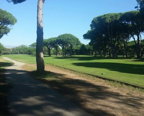 voyage golf Côte d'Azur, Cannes-Mandelieu Old Course