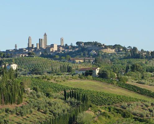 Voyage golf Italie, Toscane,