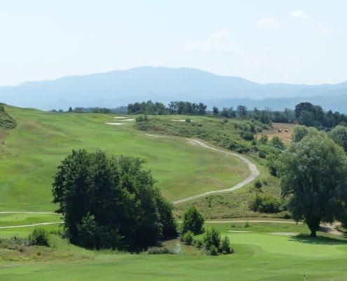 voyage golf Italie, voyage golf Toscane, séjour golf toscane