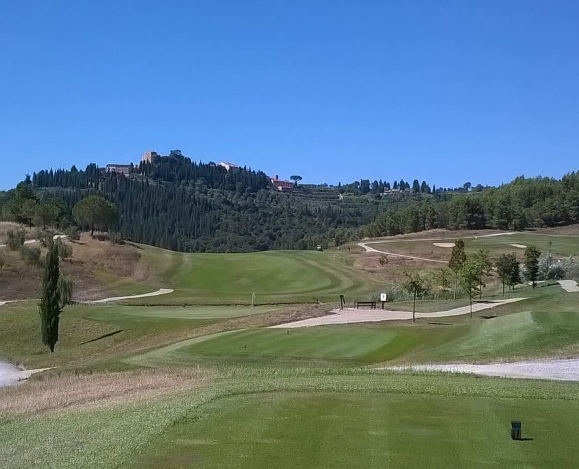 voyage golf Italie, voyage golf Toscane, Castelfalfi, week end golf italie, week end golf toscane