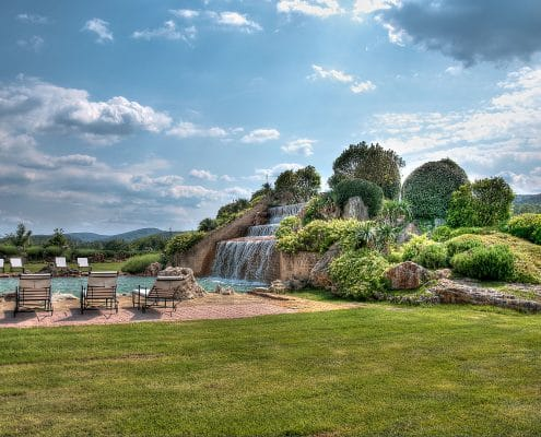 voyage golf Italie, voyage golf Toscane, week end golf Italie
