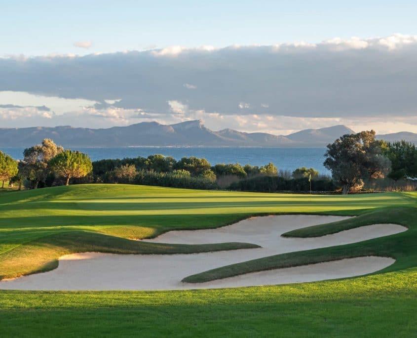 voyage golf Espagne, voyage golf Majorque, voyage golf Baléares, voyage golf sur mesure